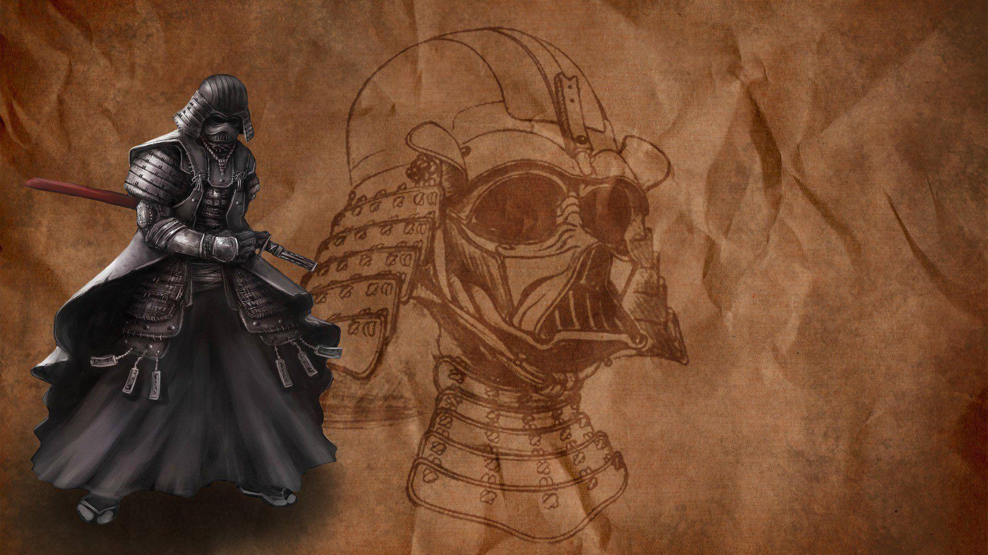 Star Wars Samurai Wallpapers Top Free Star Wars Samurai Backgrounds Wallpaperaccess