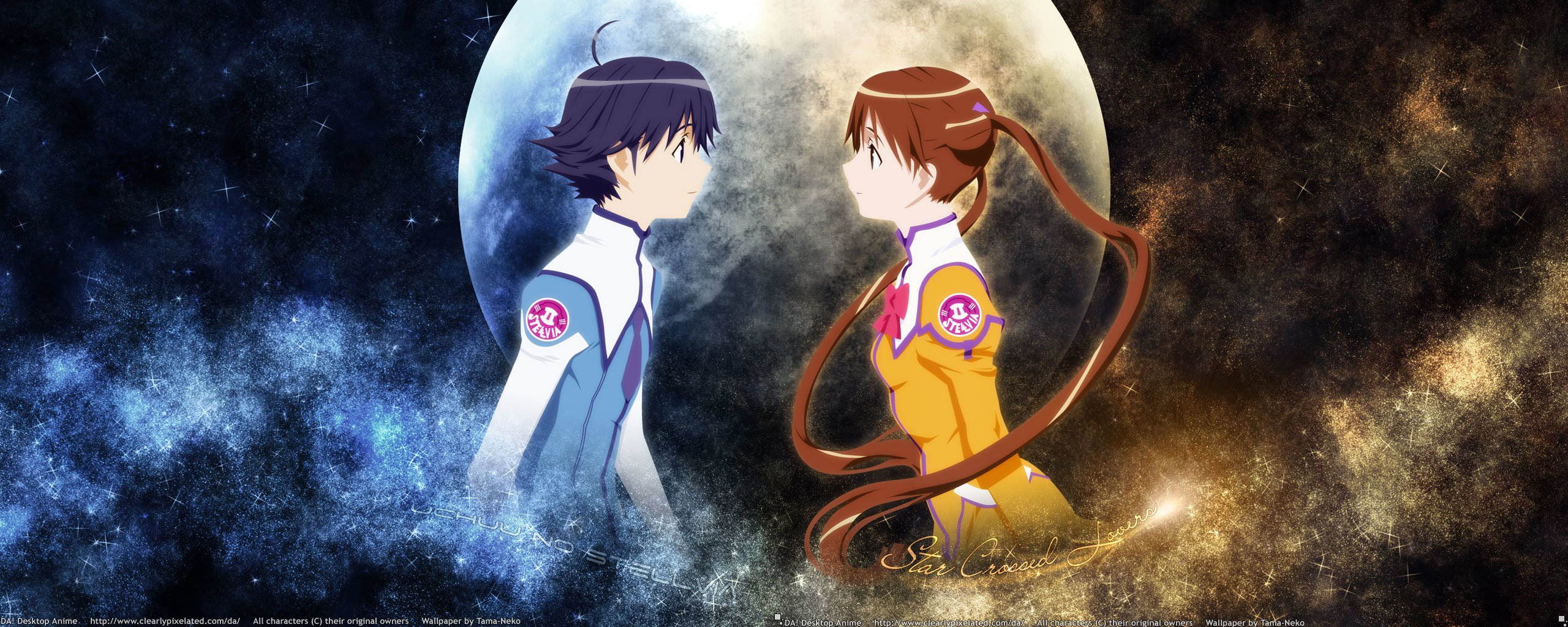 Anime Dual Screen Wallpapers Top Free Anime Dual Screen