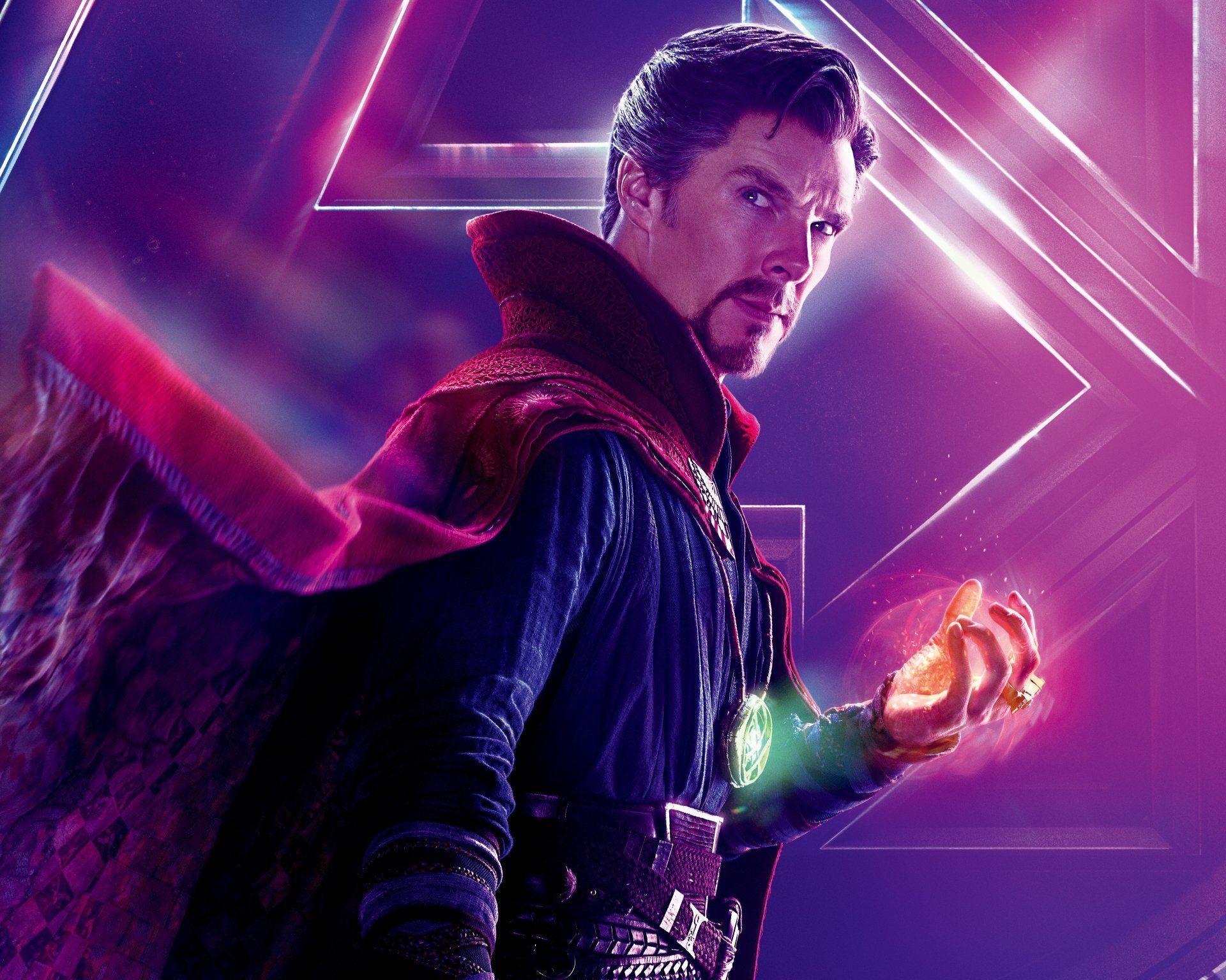 Doctor Strange Infinity War Wallpapers - Top Free Doctor ...