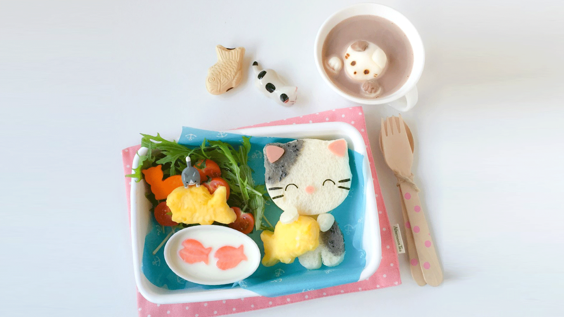 Kawaii Lunch Wallpapers Top Free Kawaii Lunch