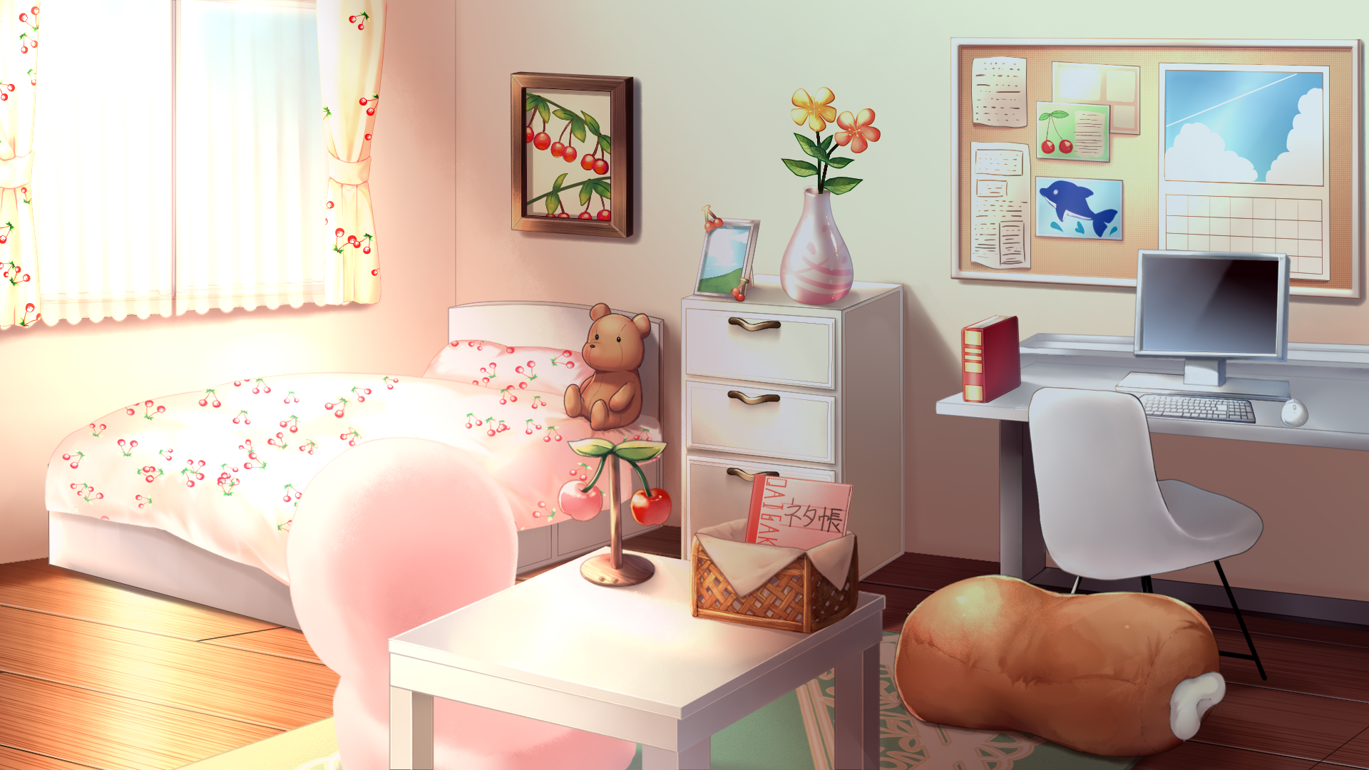 Anime Bedroom Wallpapers Top Free Anime Bedroom Backgrounds Wallpaperaccess