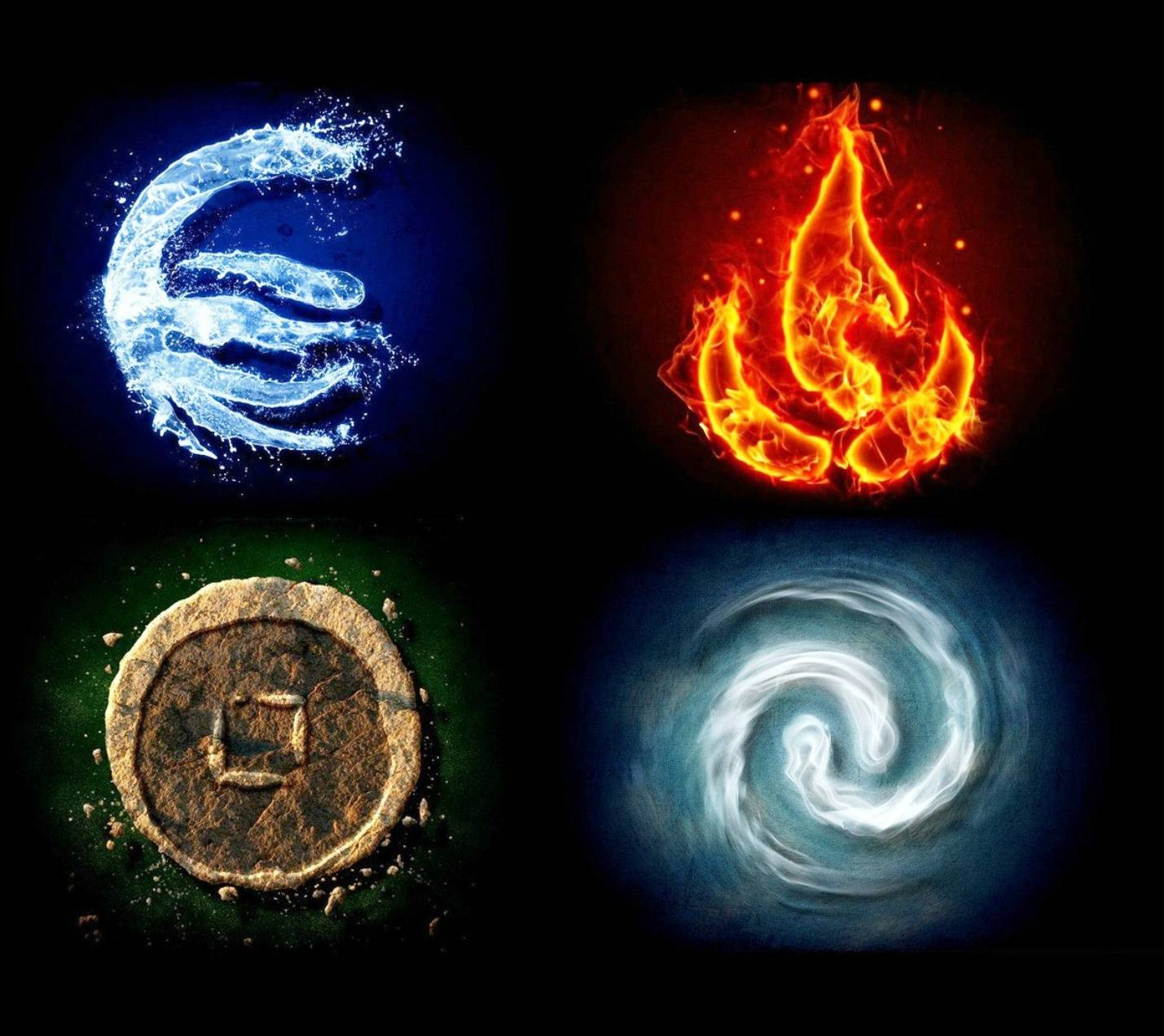 4 Elements Wallpapers - Top Free 4 Elements Backgrounds - WallpaperAccess
