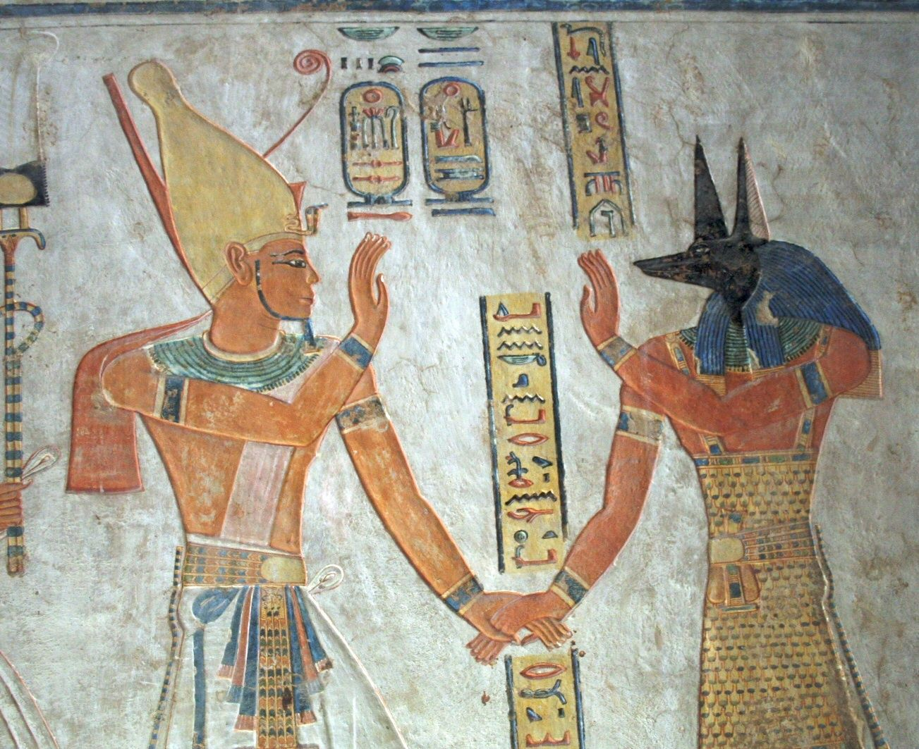 Beibehang Large Custom Wallpapers 3d Hd Seaview Rocks: Egyptian Art Wallpapers