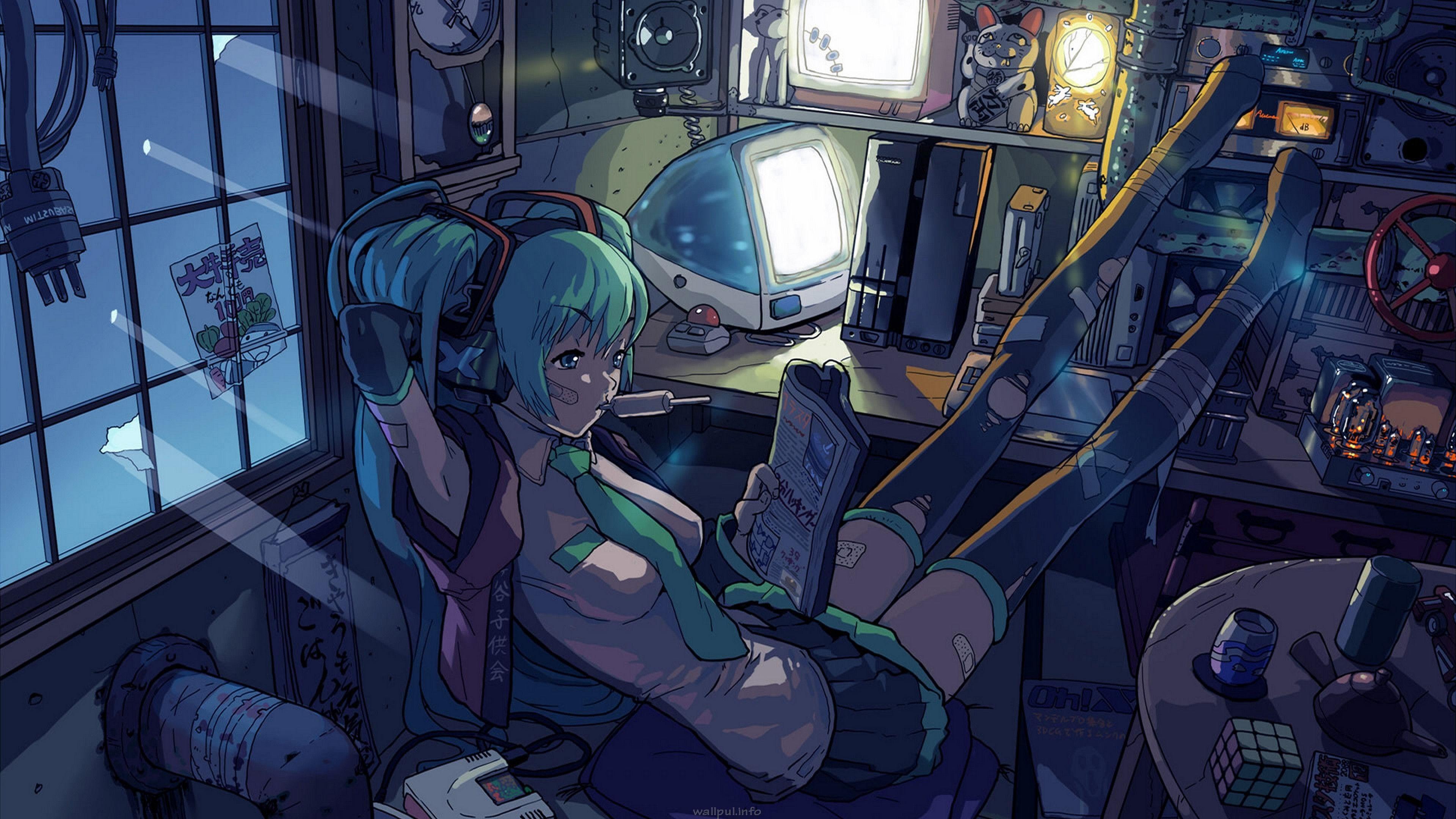 39 Best Free Horror Anime 4K Wallpapers - WallpaperAccess