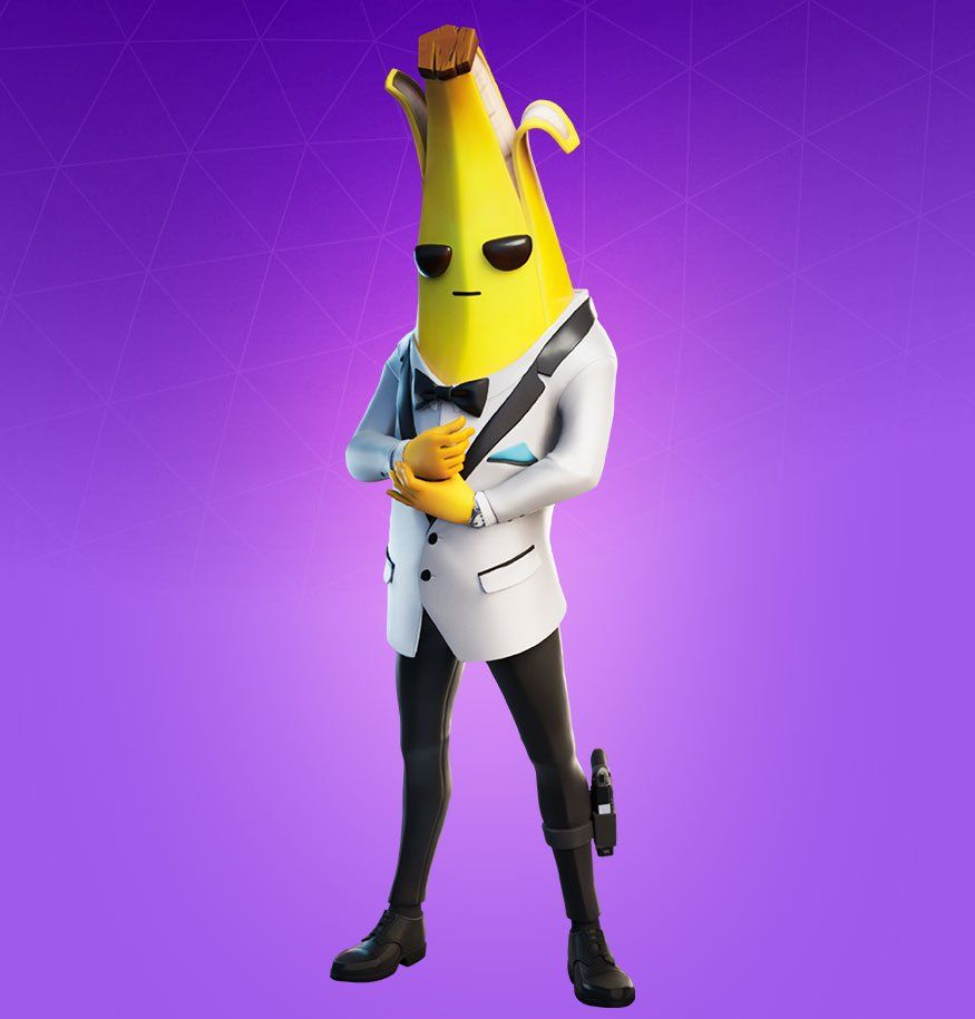 Fortnite Banana Wallpapers