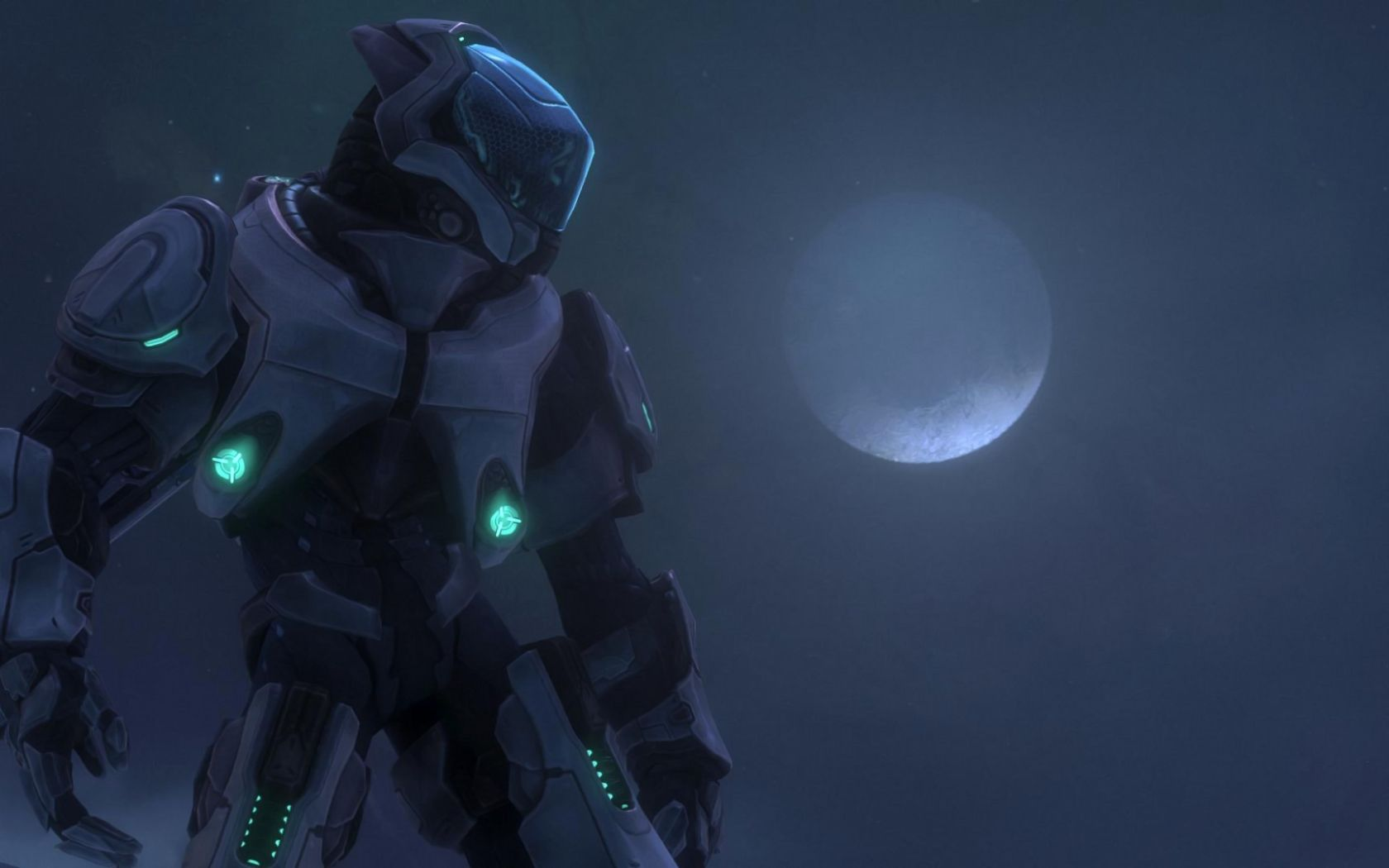 Halo Nightfall Wallpapers Top Free Halo Nightfall Backgrounds Wallpaperaccess