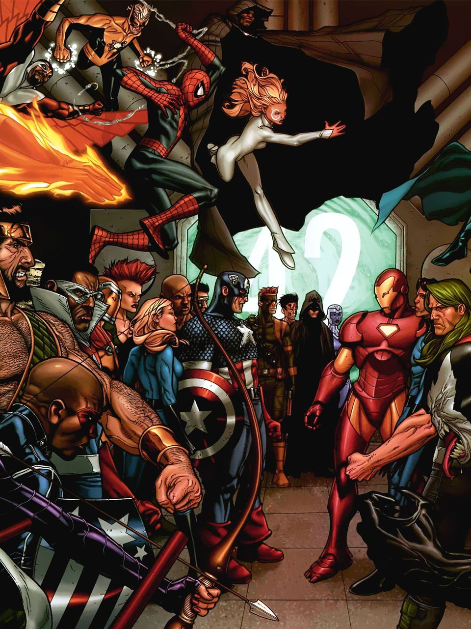 28 Best Free Marvel Cell Phone Wallpapers