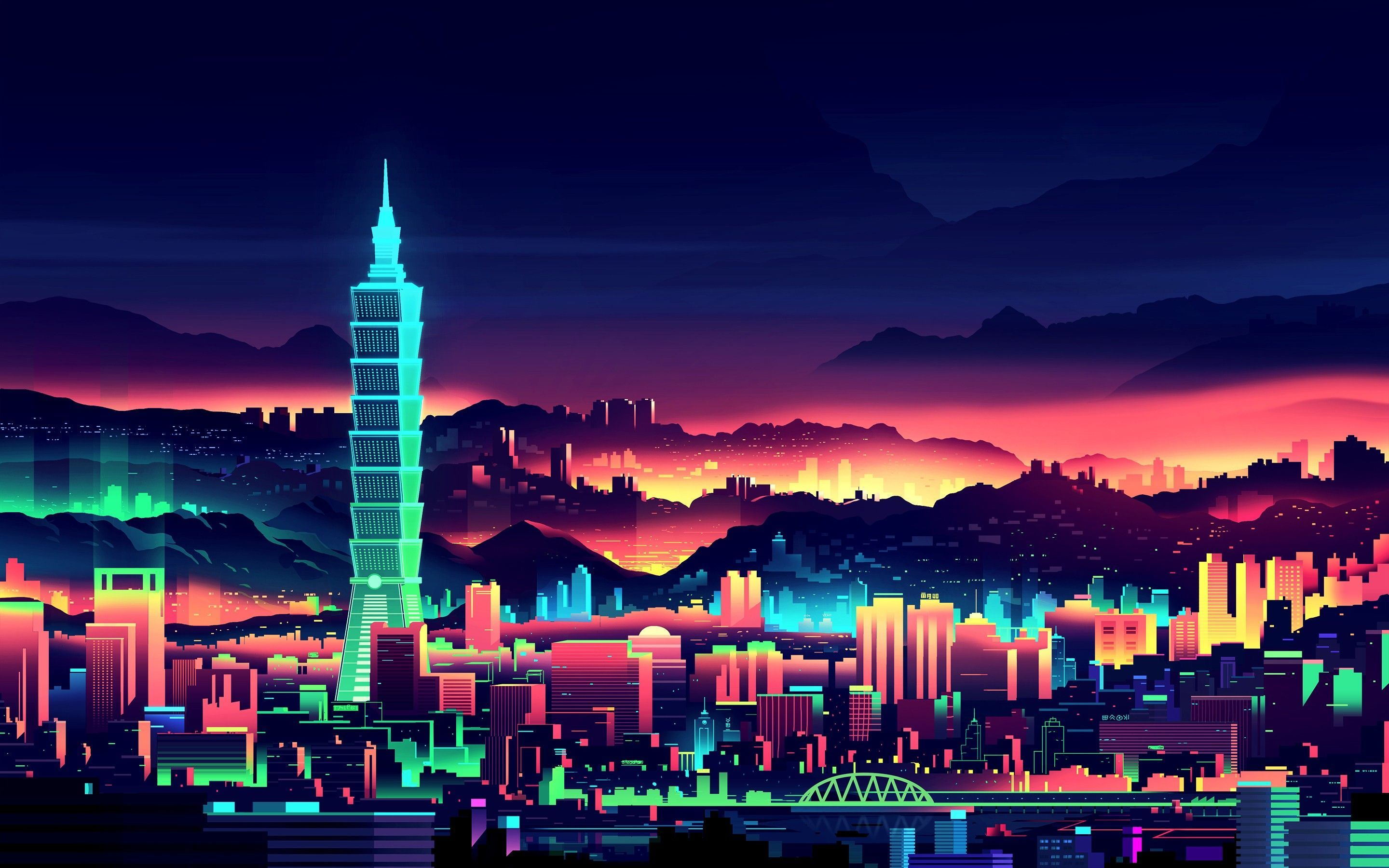 City Drawing Wallpapers Top Free City Drawing Backgrounds Wallpaperaccess