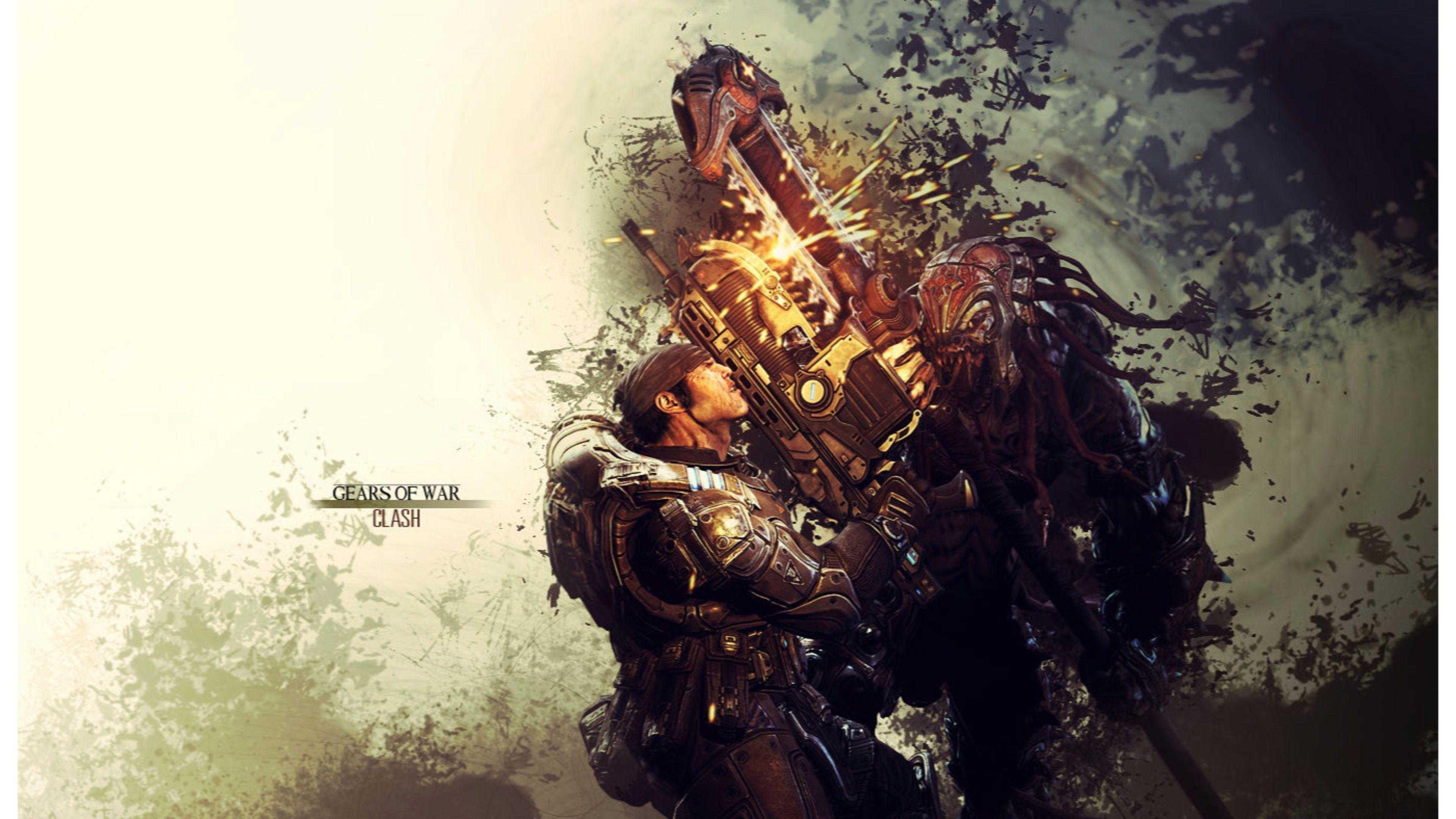 Gears of War Wallpapers - Top Free ...