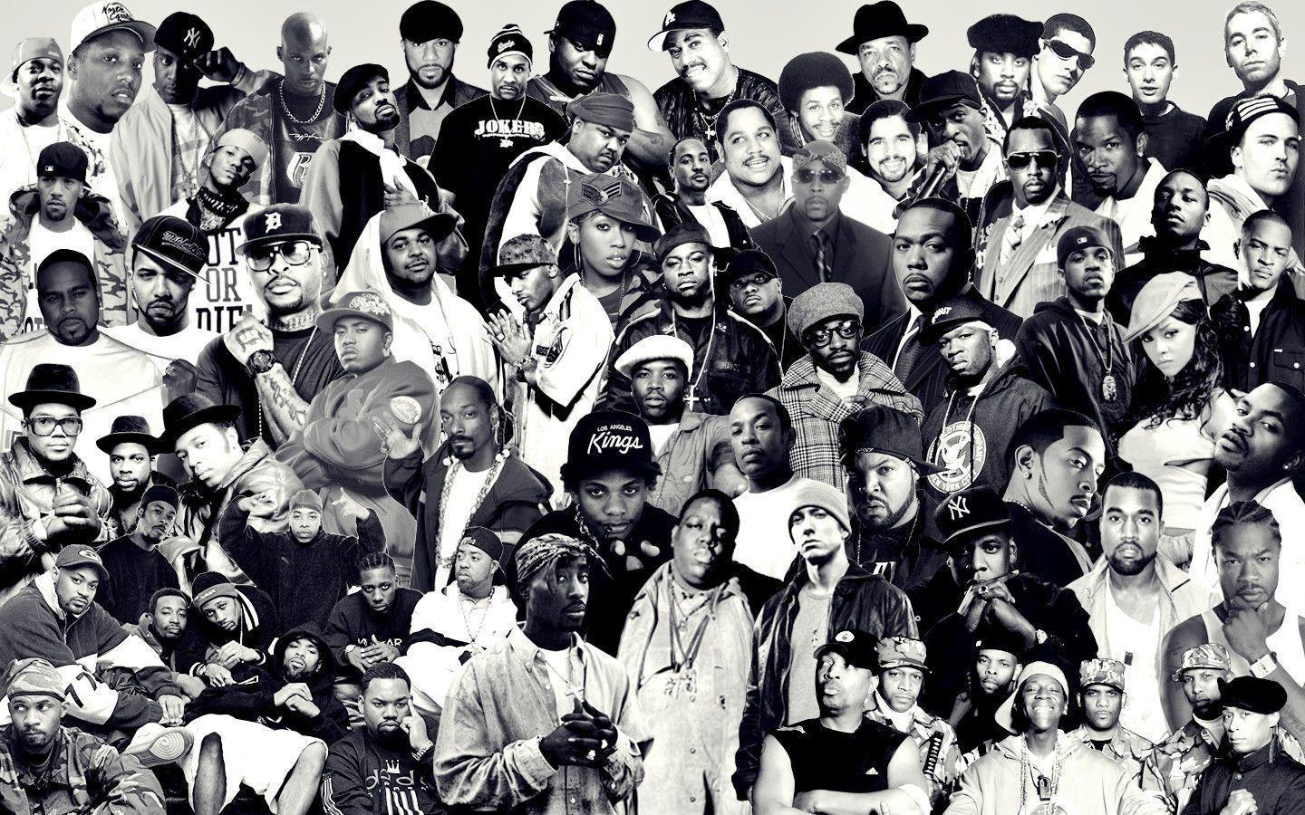1440x900 Rappers Wallpapers