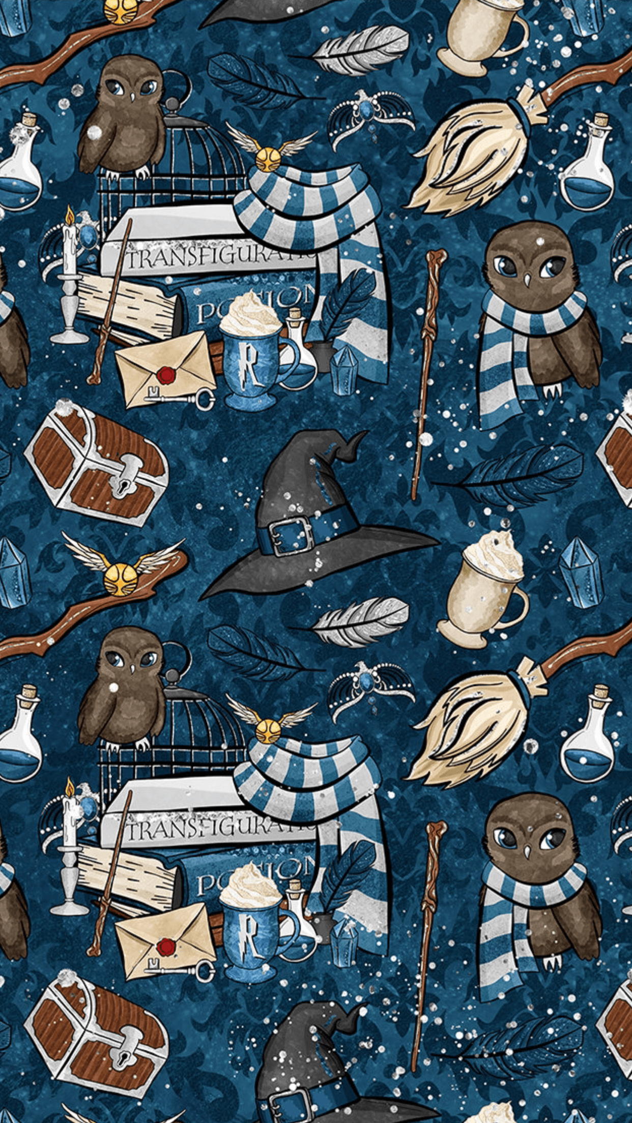 ravenclaw aesthetic wallpapers