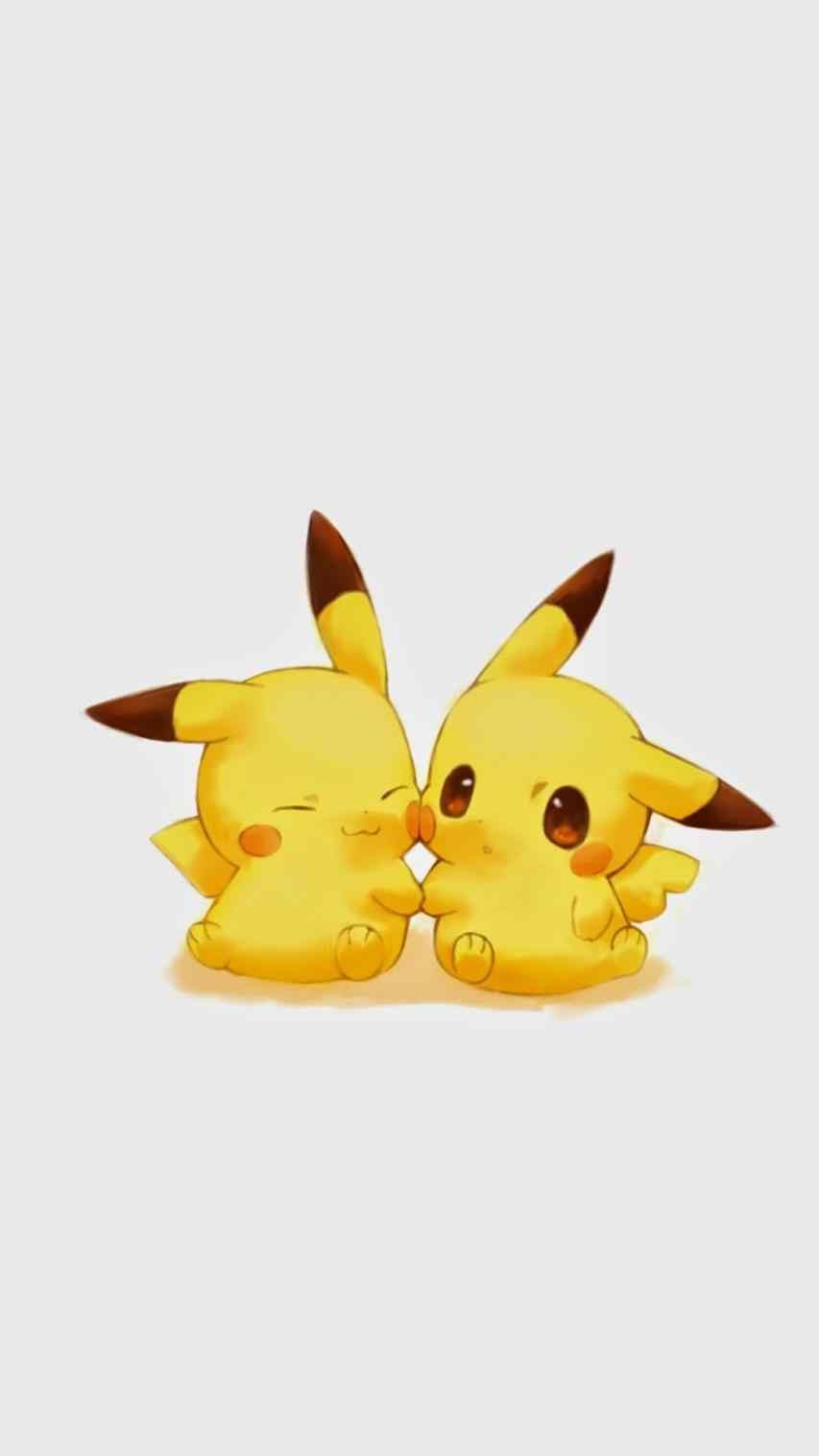 Chibi Pikachu Wallpapers Top Free Chibi Pikachu Backgrounds