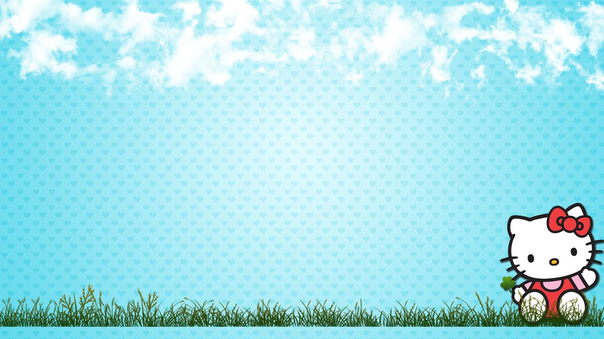 Hello Kitty Spring Wallpapers Top Free Hello Kitty Spring