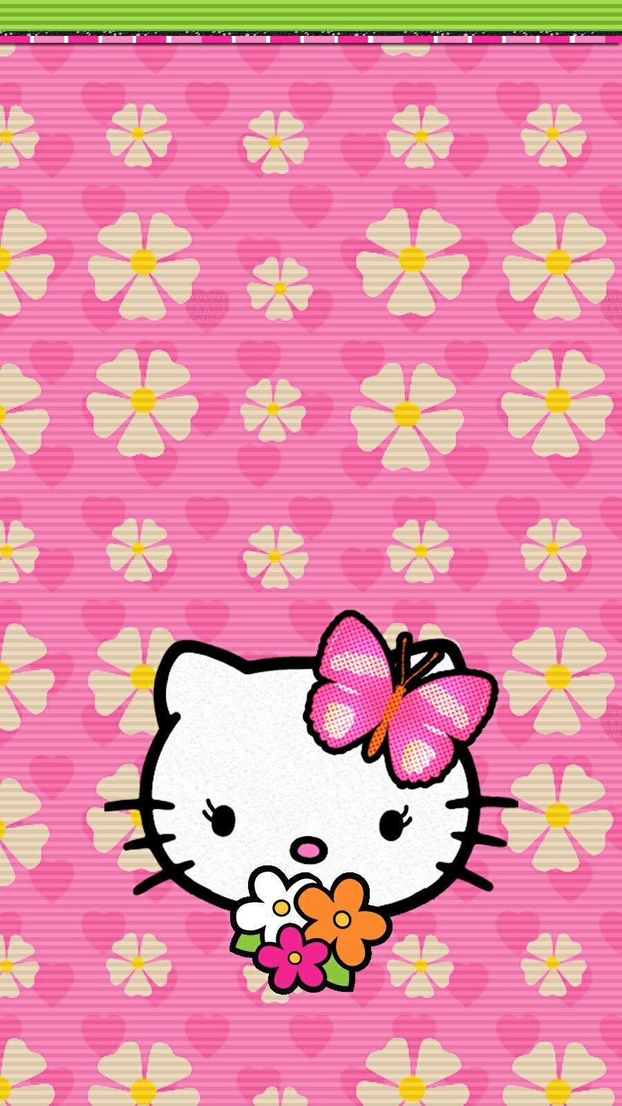 Hello Kitty Summer Wallpapers Top Free Hello Kitty Summer
