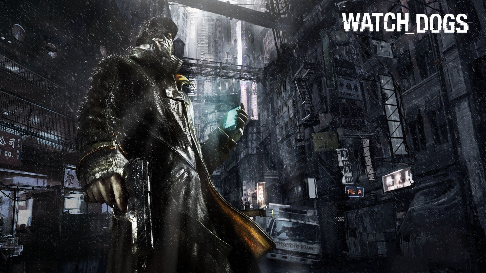 Watch Dogs Wallpapers Top Free Watch Dogs Backgrounds Wallpaperaccess