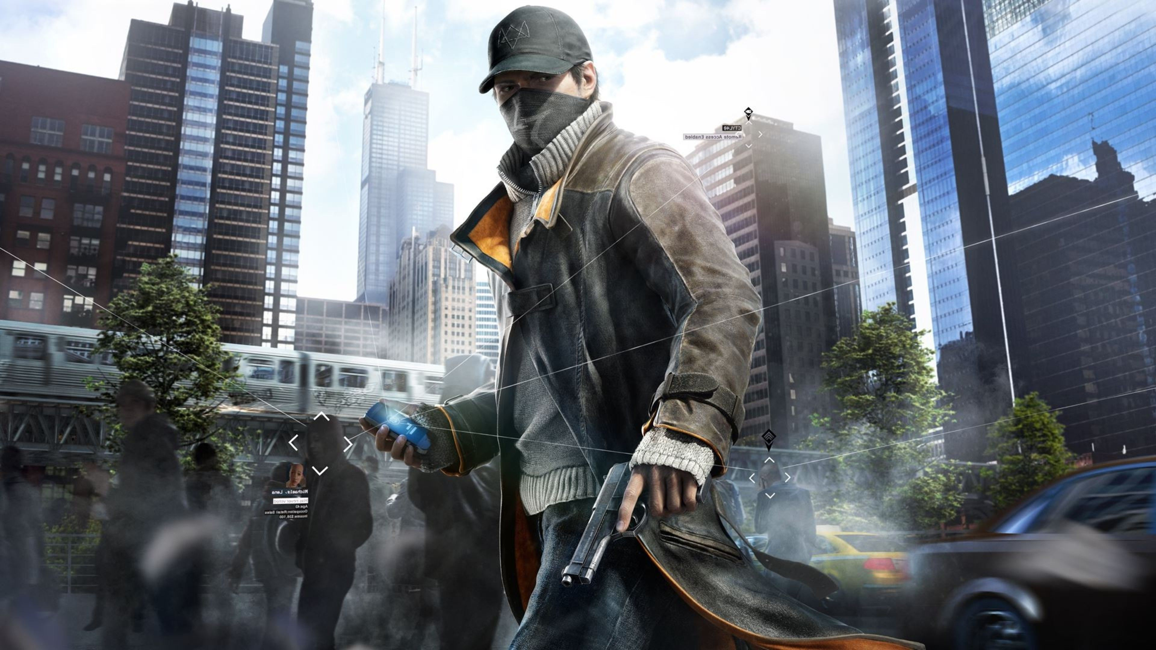 Watch Dogs City Wallpapers Top Free Watch Dogs City Backgrounds