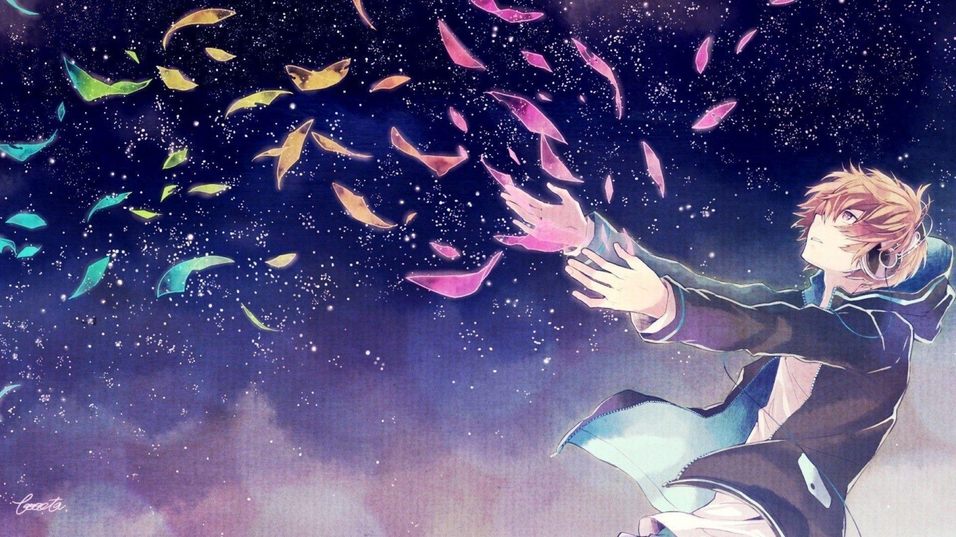 Anime Boy Desktop Wallpapers Top Free Anime Boy Desktop