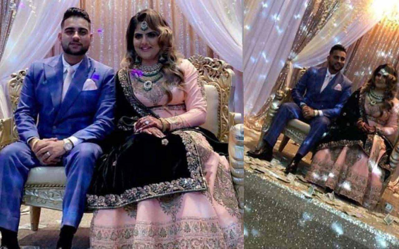 1280x800 Ca sĩ người Punjabi Karan Aujla đã kết hôn với bạn gái Palak!