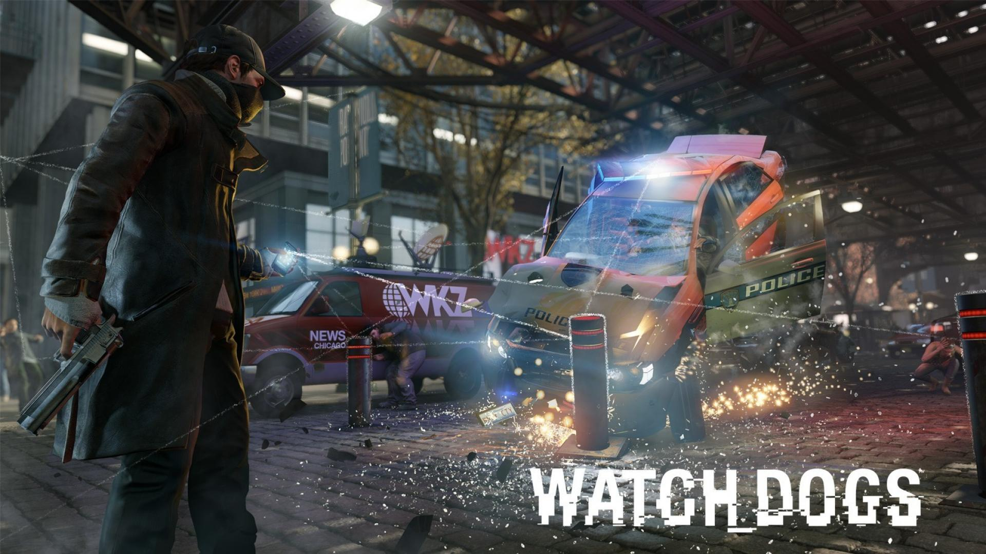 Watch Dogs Wallpapers Top Free Watch Dogs Backgrounds