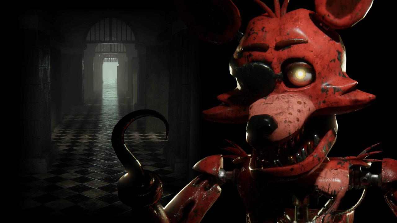 Fnaf Foxy Wallpapers Top Free Fnaf Foxy Backgrounds Wallpaperaccess