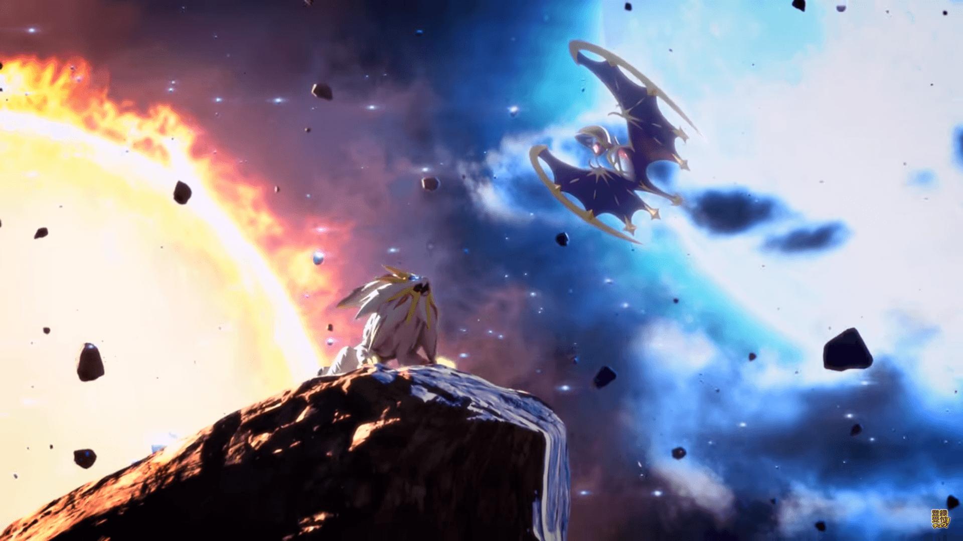Pokemon Sun And Moon Wallpapers Top Free Pokemon Sun And Moon
