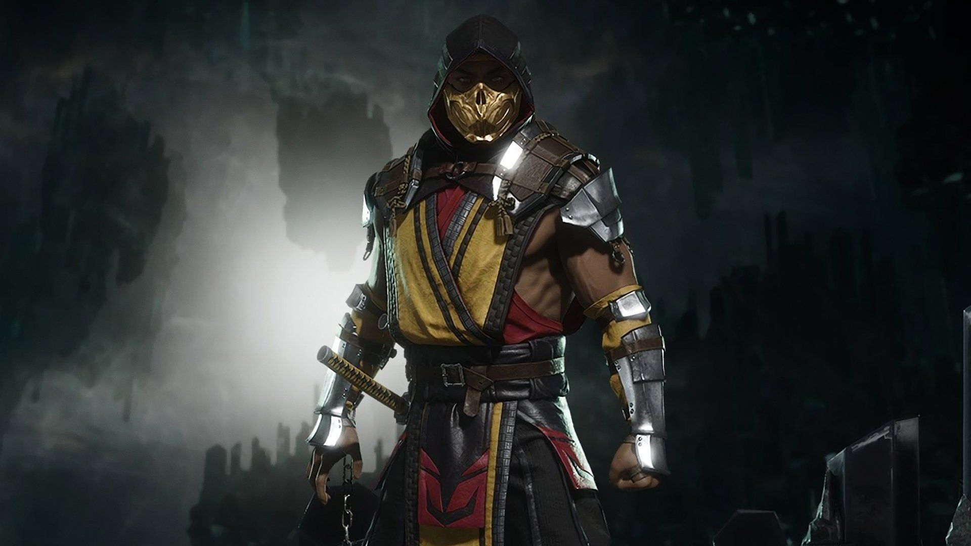 Mortal Kombat 11 Desktop Wallpapers Top Free Mortal Kombat 11