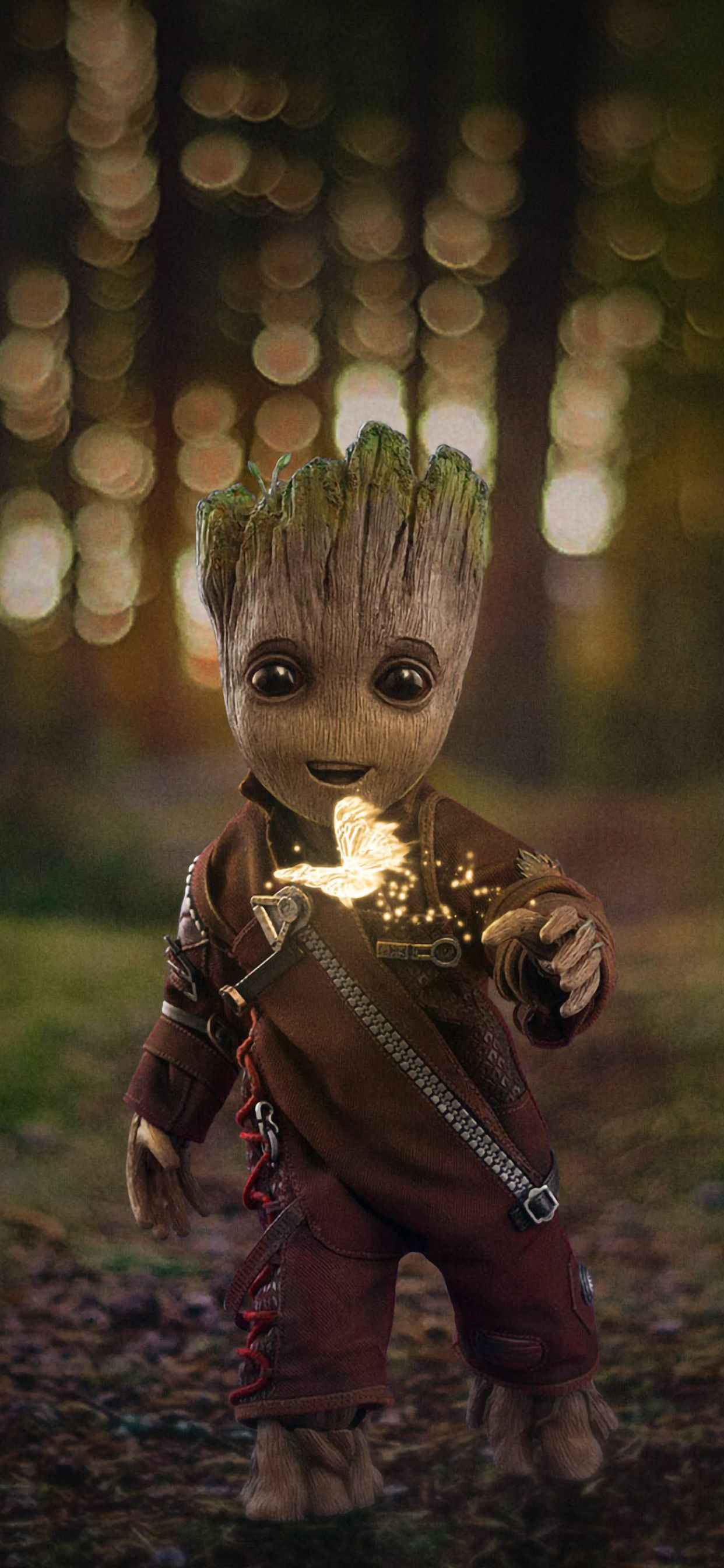 Groot Iphone Wallpapers Top Free Groot Iphone Backgrounds Wallpaperaccess