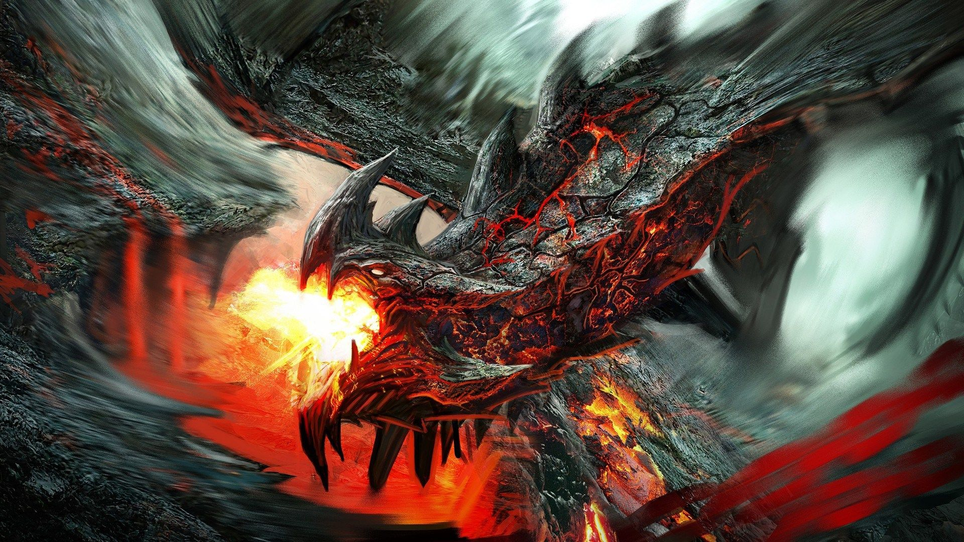 HD Dragon Wallpapers - Top Free HD Dragon Backgrounds