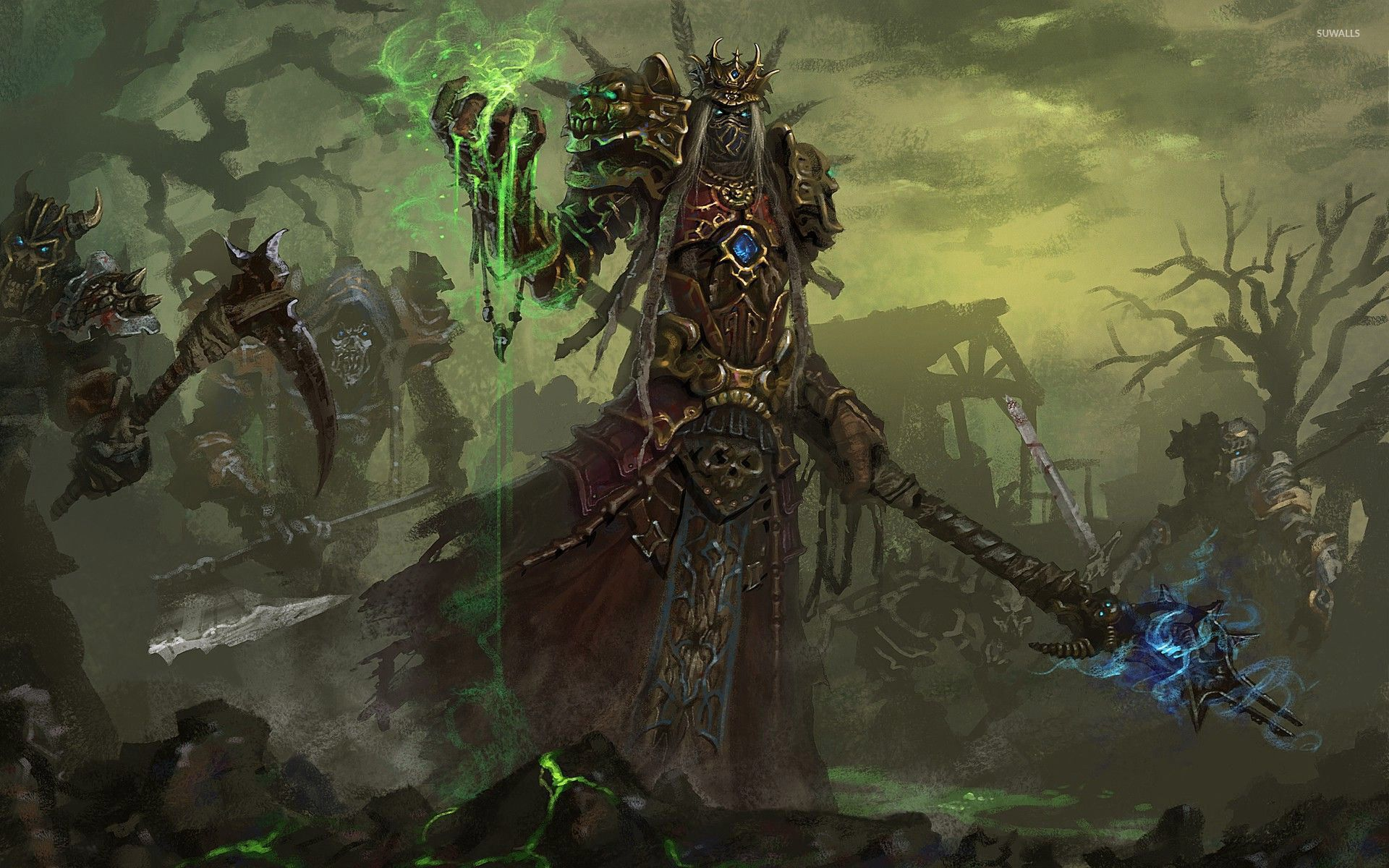 By Photo Congress || World Of Warcraft Download Free