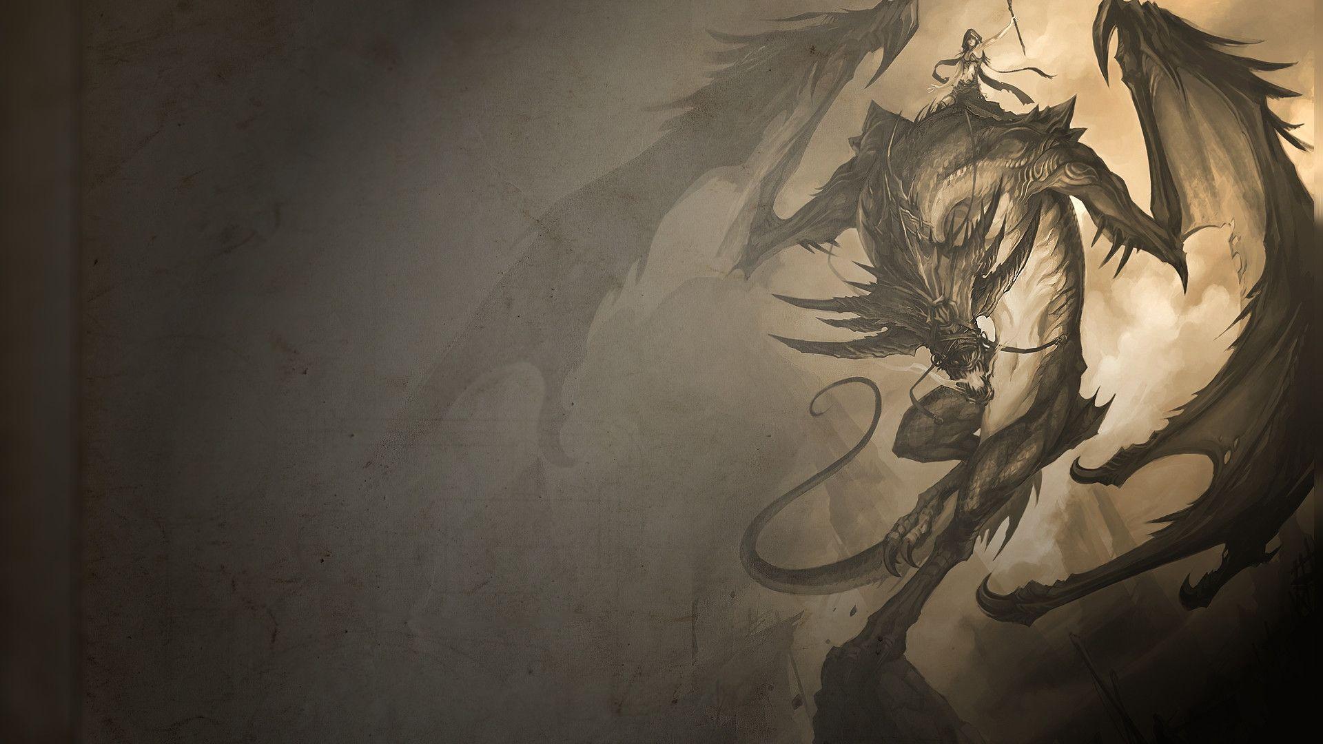 Hd Dragon Wallpapers Top Free Hd Dragon Backgrounds Wallpaperaccess