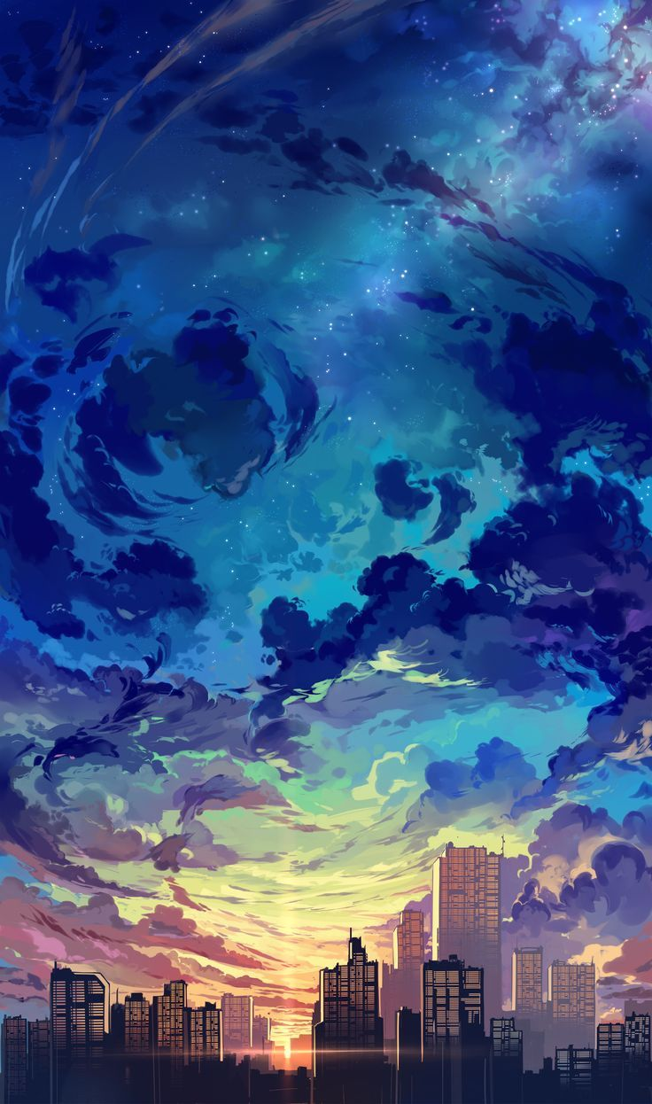 Hình nền Anime Aesthetic 736x1246.  contoh soal pelajaran puisi dan pidato phổ biến