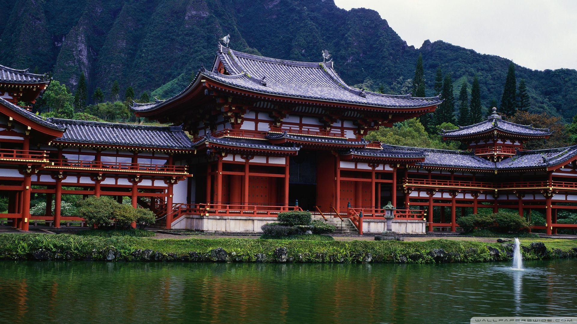 Japanese Temple Wallpapers Top Free Japanese Temple Backgrounds Wallpaperaccess