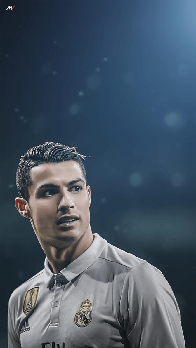 Cristiano Ronaldo Home Screen