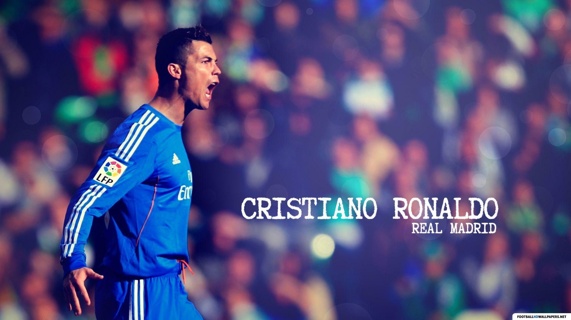 Cristiano Ronaldo Cool Wallpapers