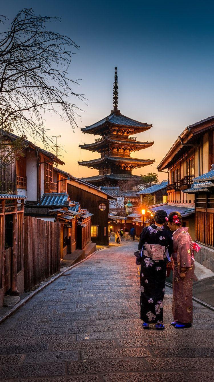 Japanese Pagoda Wallpapers Top Free Japanese Pagoda