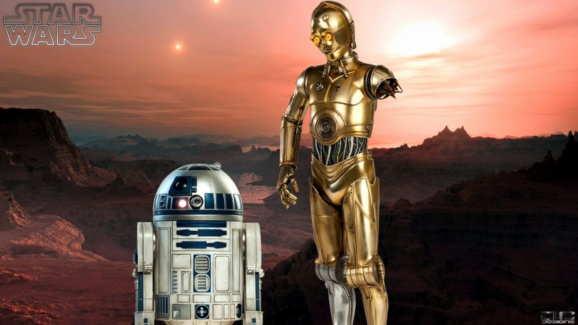 C 3po Wallpapers Top Free C 3po Backgrounds Wallpaperaccess