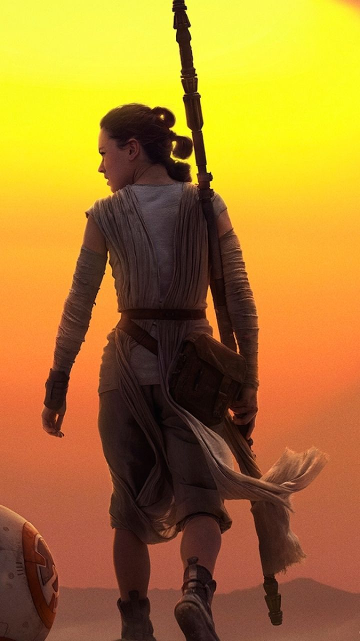 Rey Force Awakens Iphone Wallpapers Top Free Rey Force Awakens Iphone Backgrounds Wallpaperaccess