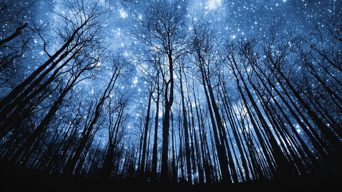 Starry Night Desktop Wallpapers Top Free Starry Night Desktop Backgrounds Wallpaperaccess