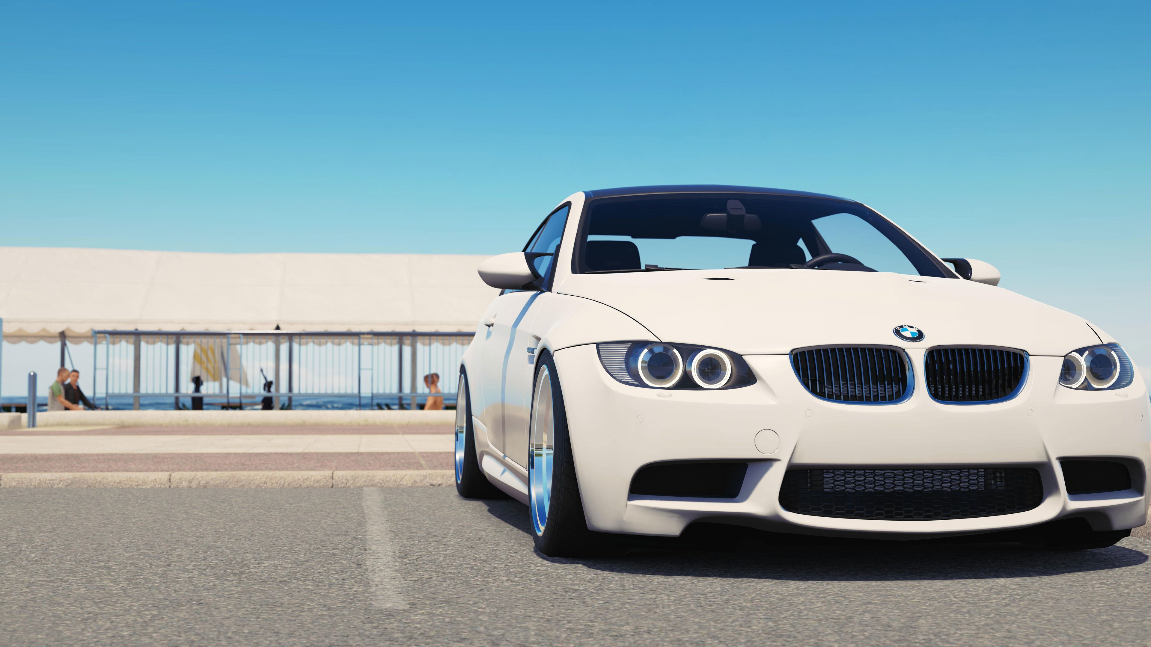 White Bmw Wallpapers Top Free White Bmw Backgrounds Wallpaperaccess