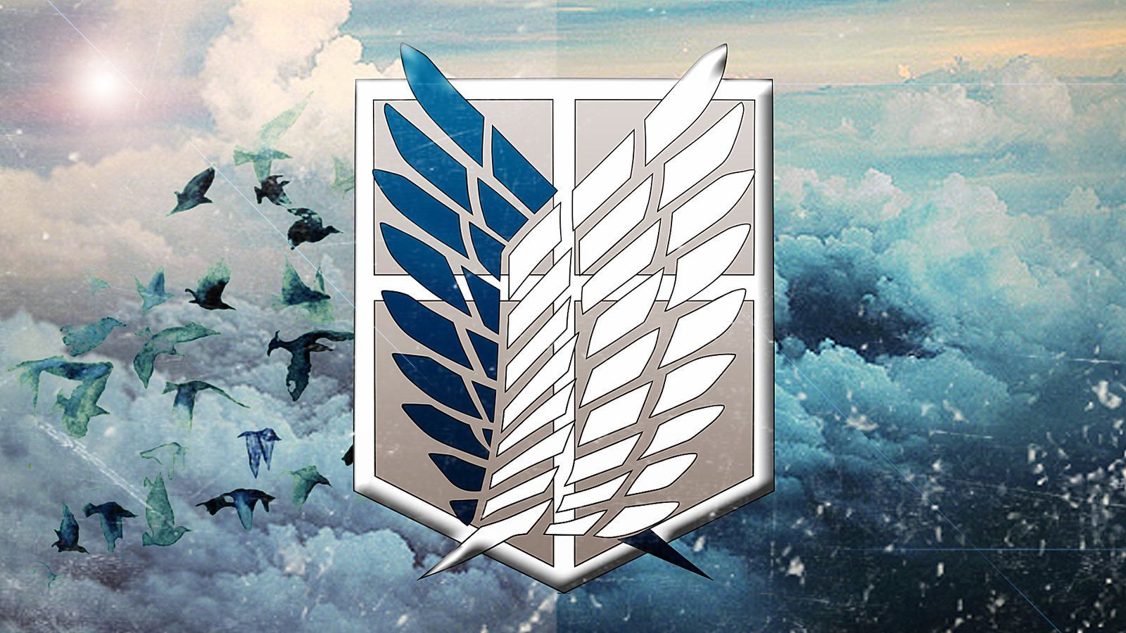 Wings Of Freedom Attack On Titan Wallpapers Top Free Wings Of