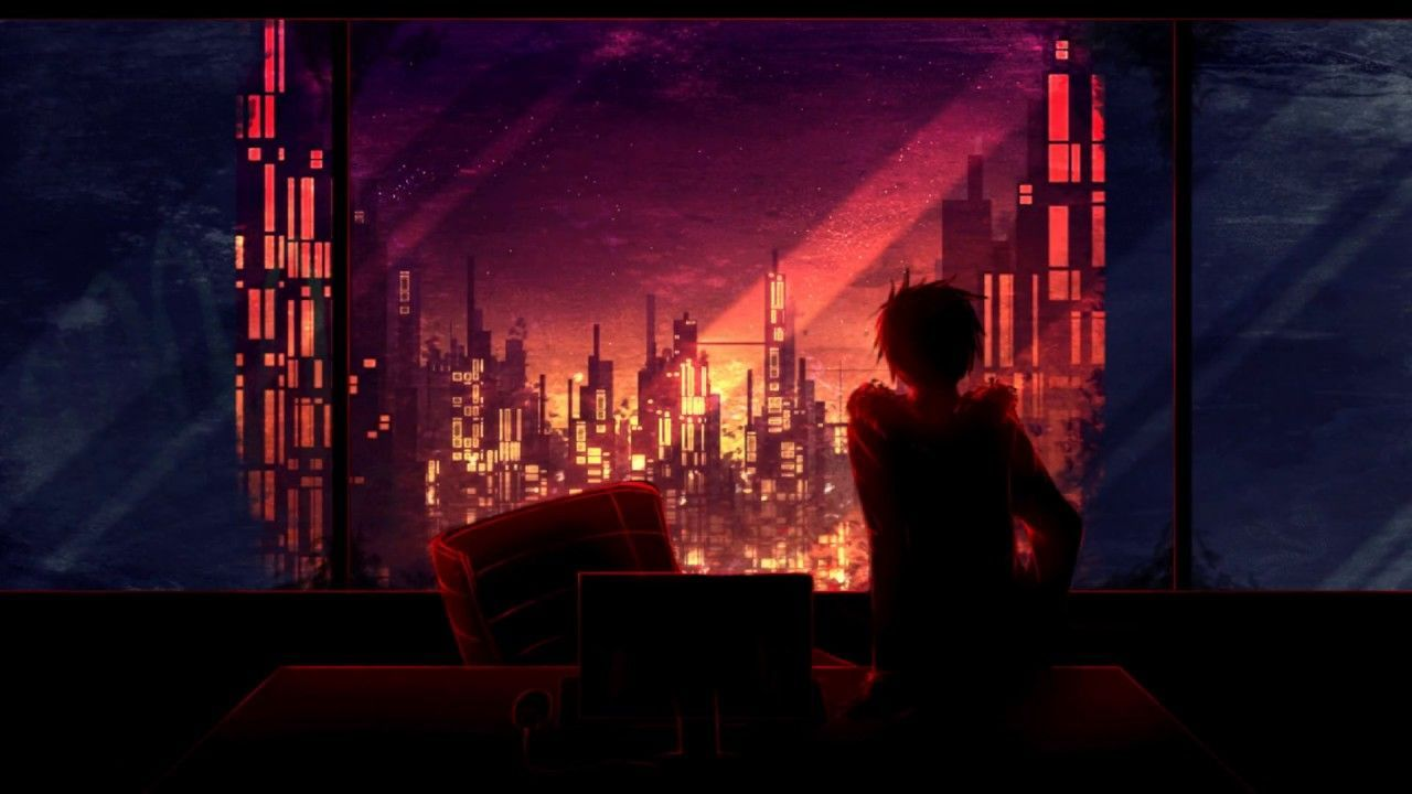 Lo Fi Anime Wallpapers Top Free Lo Fi Anime Backgrounds