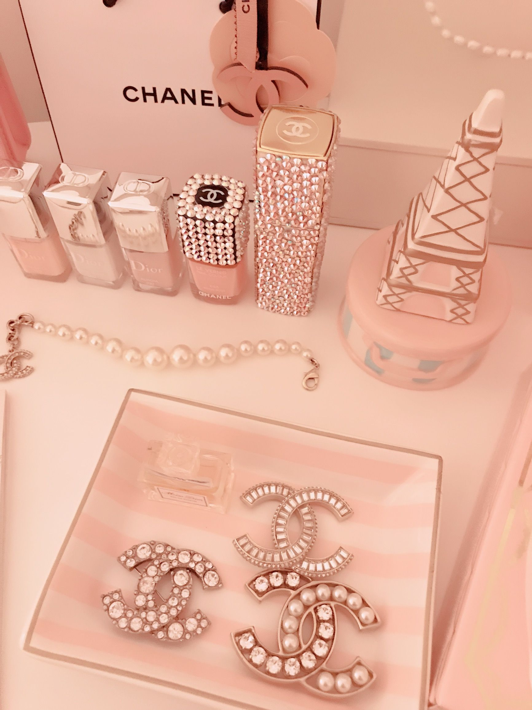 Chanel Aesthetic Wallpapers - Top Free ...