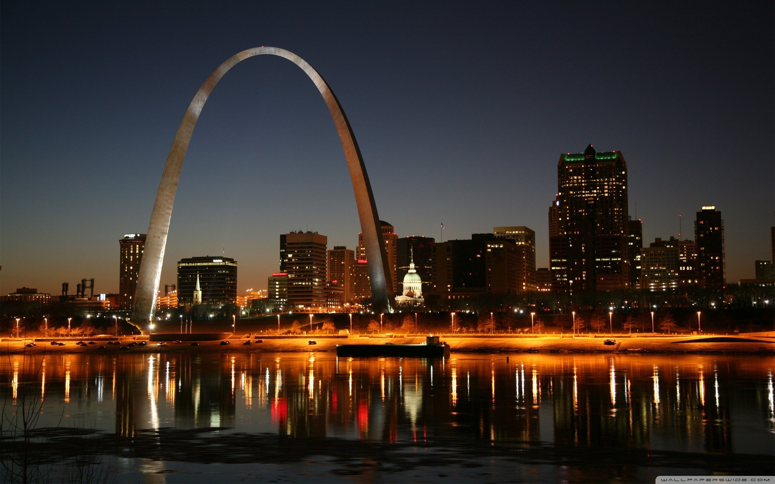 St Louis Arch Desktop Wallpapers Top Free St Louis Arch
