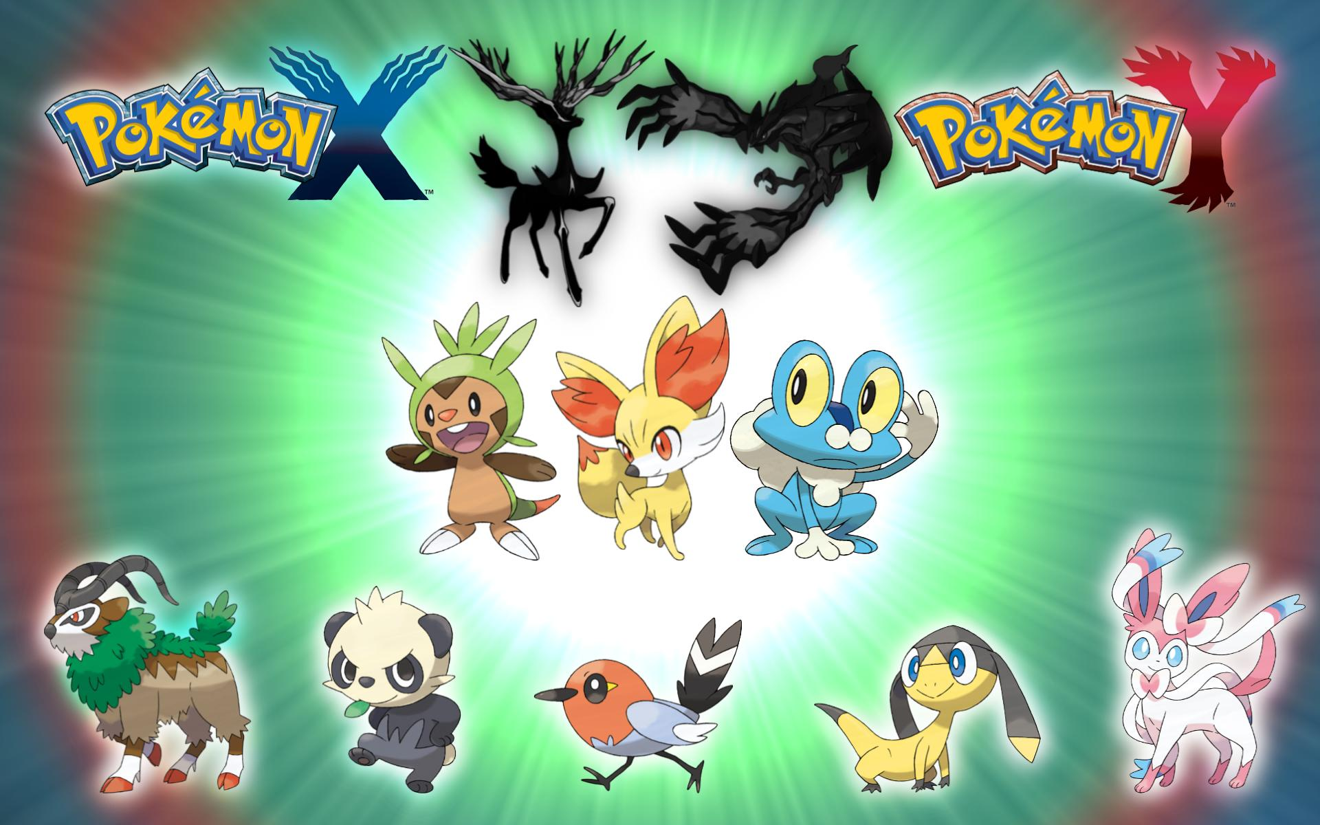 36 Best Free Pokemon X And Y Wallpapers Wallpaperaccess