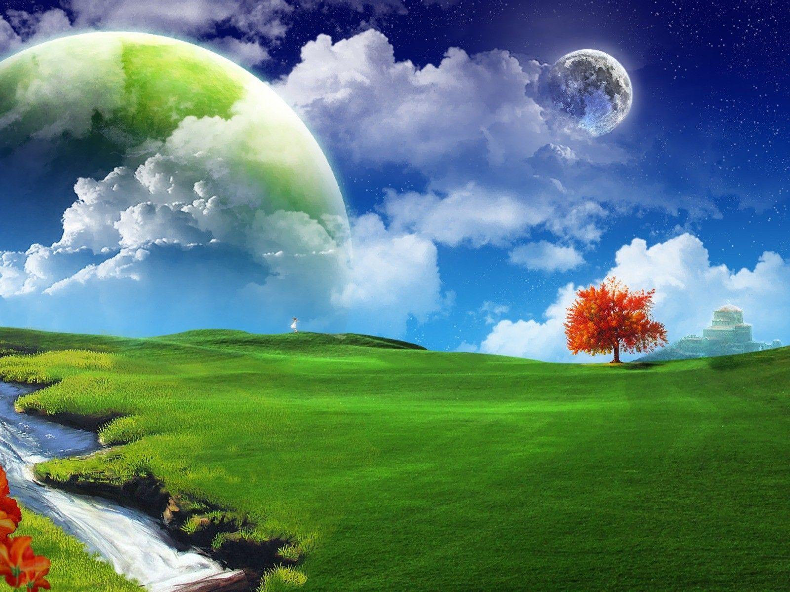 Pemandangan Wallpapers   Top Free Pemandangan Backgrounds ...