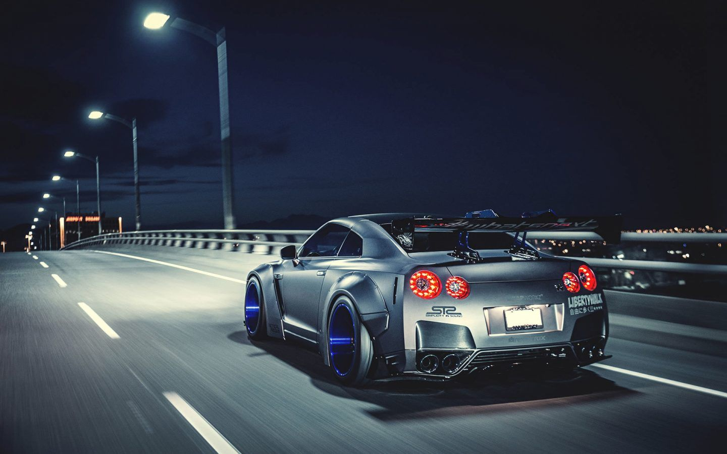 Nissan Gt R Body Kit Wallpapers Top Free Nissan Gt R Body