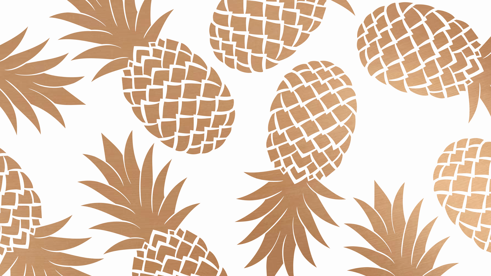 Rose Gold Pineapple Wallpapers Top Free Rose Gold Pineapple Backgrounds Wallpaperaccess
