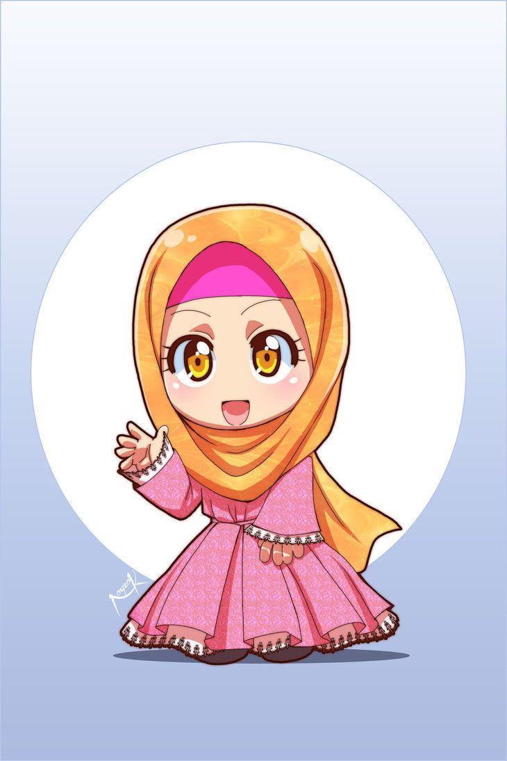 48 Gambar Hd Kartun Islam HD Terbaik