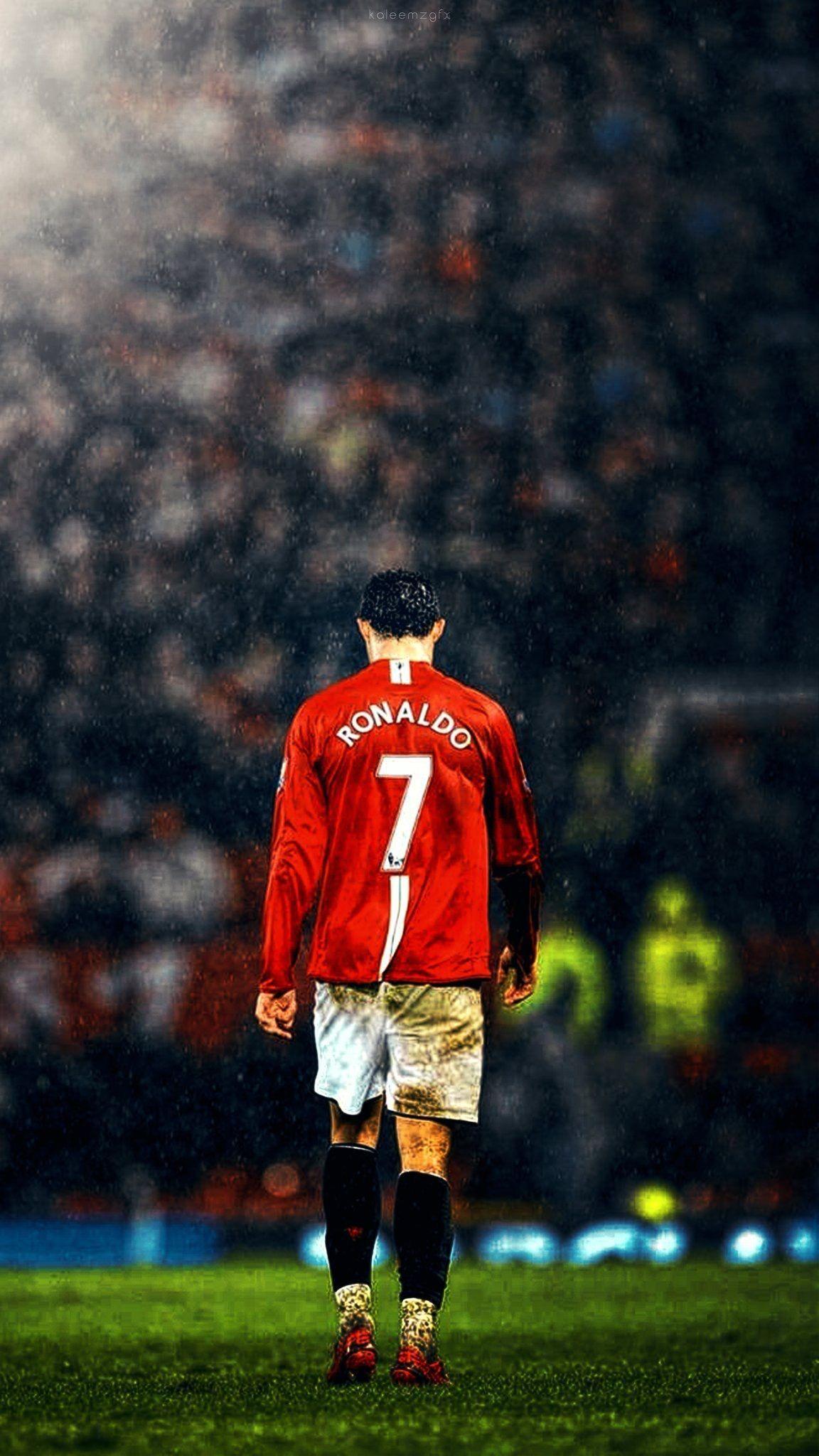 Cristiano Ronaldo Manchester United Wallpapers Top Free Cristiano Ronaldo Manchester United Backgrounds Wallpaperaccess