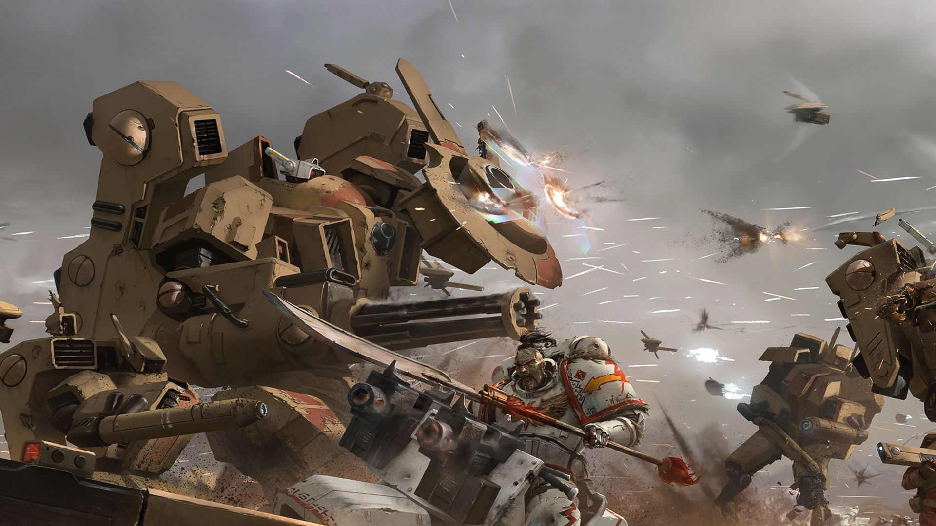 Warhammer 40k Wallpapers Top Free Warhammer 40k Backgrounds Wallpaperaccess